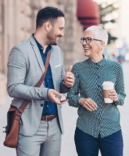 Older Women Looking for Younger Men Online